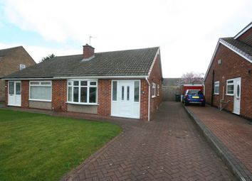 Thumbnail 2 bed bungalow for sale in Hesleden Avenue, Acklam, Middlesbrough