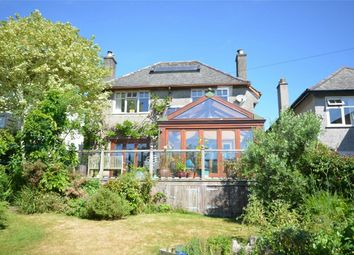 Thumbnail 4 bed detached house for sale in Chapel Hill, Truro, Cornwall