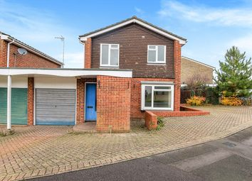 Thumbnail 3 bed link-detached house for sale in Turner Close, Black Dam, Basingstoke