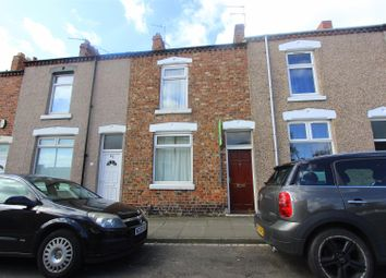 Thumbnail 2 bedroom terraced house to rent in Selbourne Terrace, Darlington