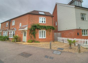 3 bed terraced house for sale in The Farrows, Maidstone ME15