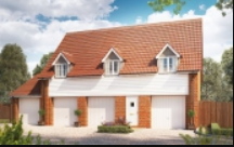 Thumbnail 2 bedroom flat for sale in Silfield Road, Wymondham