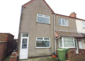 Thumbnail 3 bed end terrace house for sale in Columbia Road, Grimsby