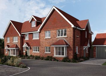 Thumbnail 3 bed terraced house for sale in Wrecclesham Hill, Wrecclesham, Farnham