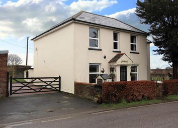 Thumbnail 4 bed detached house for sale in Swingfield Minnis, Dover