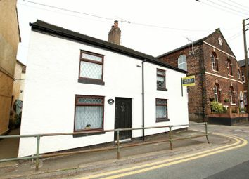 Thumbnail 3 bed detached house for sale in Mill Cottage, Station Road, Biddulph