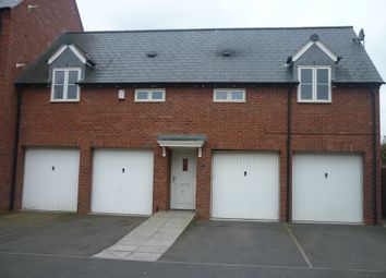 Thumbnail 2 bedroom flat to rent in Pipistrelle Drive, Market Bosworth