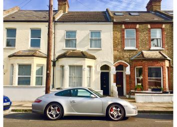 Thumbnail 3 bed terraced house for sale in Avening Road, Southfields