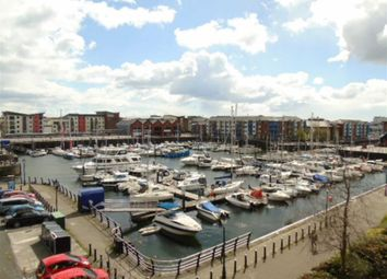Thumbnail 2 bed property for sale in Cork House, Mannheim Quay, Swansea