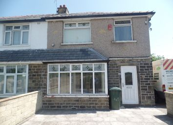 Thumbnail 3 bed semi-detached house to rent in Ingleby Rd, Bradford