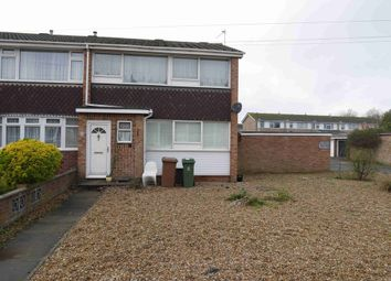 Thumbnail 3 bed end terrace house for sale in The Saltings, Farlington, Portsmouth