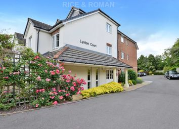 Thumbnail 1 bed flat for sale in Park Hill Road, Epsom