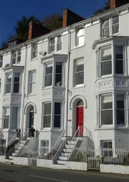 Thumbnail 4 bed terraced house for sale in 3, Cliffside, Aberdyfi, Gwynedd