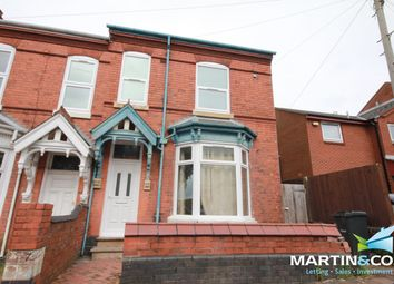 Thumbnail 4 bed semi-detached house to rent in Green Street, Smethwick