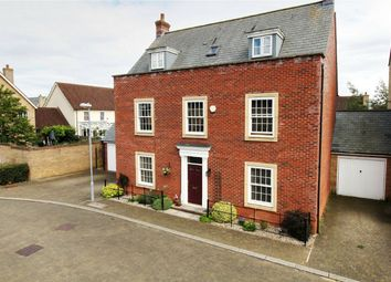 Thumbnail 5 bed detached house for sale in The Maltings, Great Cambourne, Cambourne, Cambridge