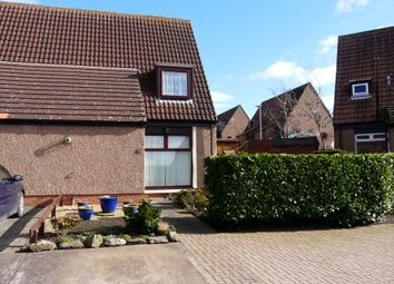 Thumbnail 2 bed semi-detached house for sale in Blackhall Court, Tweedmouth, Berwick Upon Tweed, Northumberland