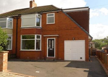 Thumbnail 4 bedroom semi-detached house for sale in Louvaine Avenue, Barrow Bridge, Bolton