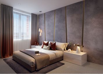 Thumbnail 1 bed flat for sale in Three Waters, 24 Gillender Street, London