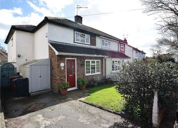 Thumbnail 3 bedroom semi-detached house for sale in Mary Park Gardens, Bishop's Stortford