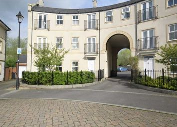 Thumbnail 1 bed flat to rent in Britten Road, Swindon, Wiltshire