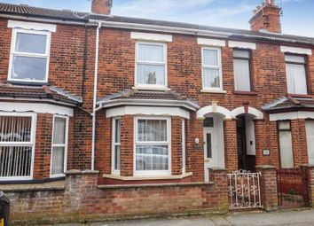 Thumbnail 3 bedroom terraced house for sale in Sussex Road, Lowestoft
