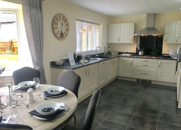 Thumbnail 4 bed detached house for sale in Mill Fields, Broughton Astley, Leicester