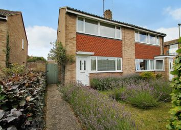 Thumbnail 3 bed semi-detached house for sale in Busticle Lane, Sompting, Lancing