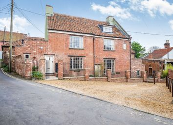 Thumbnail 5 bedroom detached house for sale in The Score, Northgate, Beccles, Suffolk