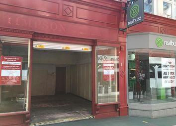 Thumbnail Retail premises to let in Timpson Shoe Repairs, Makinson Arcade, Wigan, Lancashire