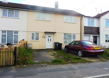 Thumbnail 3 bed terraced house for sale in Purley Avenue, Swindon