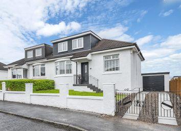 Thumbnail 3 bed semi-detached bungalow for sale in 35 Dunbar Avenue, Rutherglen, Glasgow