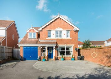 Thumbnail 5 bedroom detached house for sale in Amey Gardens, Totton
