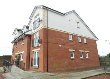 Thumbnail 1 bed flat for sale in F Omoa Road, Cleland, Motherwell