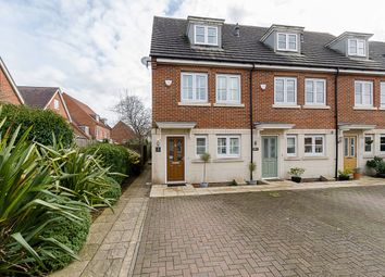 Thumbnail 3 bed terraced house for sale in Moberly Way, Kenley