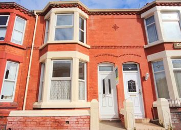 Thumbnail 3 bedroom terraced house for sale in Winchfield Road, Wavertree, Liverpool