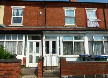 Thumbnail 2 bed terraced house for sale in Gilbert Road, Smethwick, Birmingham