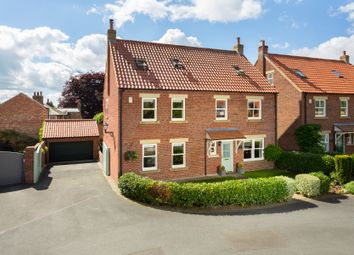 Thumbnail 5 bed detached house for sale in St. Peters Close, Brafferton, York
