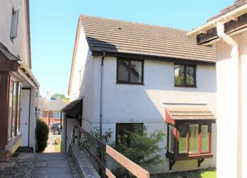 Thumbnail 2 bed end terrace house for sale in Fallowfields, Totnes