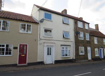 Thumbnail 4 bedroom terraced house for sale in High Street, Hilgay, Downham Market