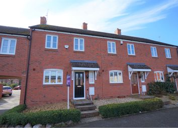 Thumbnail 3 bed terraced house for sale in Clark Walk, Stratford-Upon-Avon
