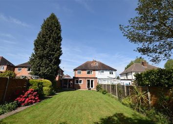 Thumbnail 3 bed semi-detached house for sale in Lode Lane, Solihull