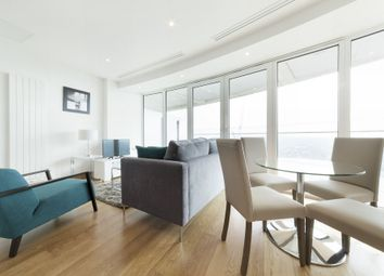 Thumbnail 2 bed flat to rent in Arena Tower, 25 Crossharbour Place, London