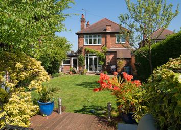 Thumbnail 3 bed detached house for sale in Woodhall Road, Wollaton, Nottingham