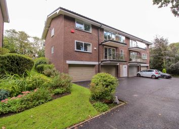 Thumbnail 3 bed flat for sale in Hilton Road, Stockport