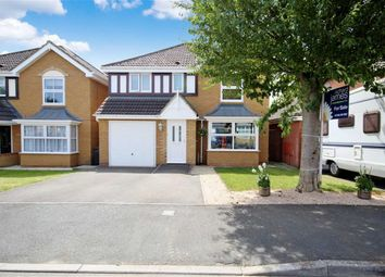 Thumbnail 4 bed detached house for sale in Haywain Close, Abbey Fields, Wiltshire