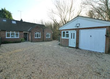 Thumbnail 5 bedroom semi-detached bungalow for sale in Wharf Road, Wormley, Broxbourne