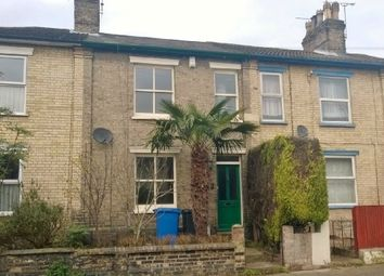 Thumbnail 3 bedroom terraced house to rent in London Road, Ipswich