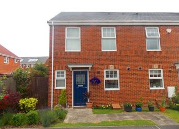 Thumbnail 2 bed end terrace house for sale in Gooch Close, Stockton-On-Tees, Durham