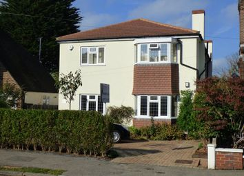 Thumbnail 4 bed detached house for sale in Greenways, Esher