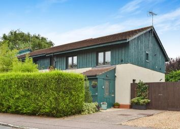 Thumbnail 4 bedroom end terrace house for sale in Crowborough Lane, Kents Hill, Milton Keynes